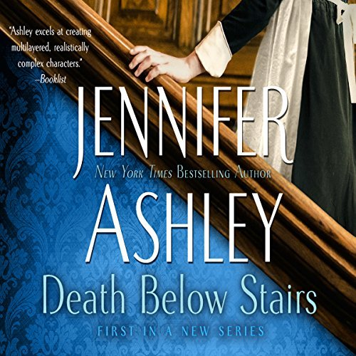 Death Below Stairs audiobook by Kat Holloway Mysteries