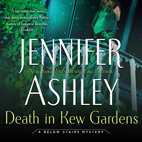 Death in Kew Gardens audiobook by Kat Holloway Mysteries