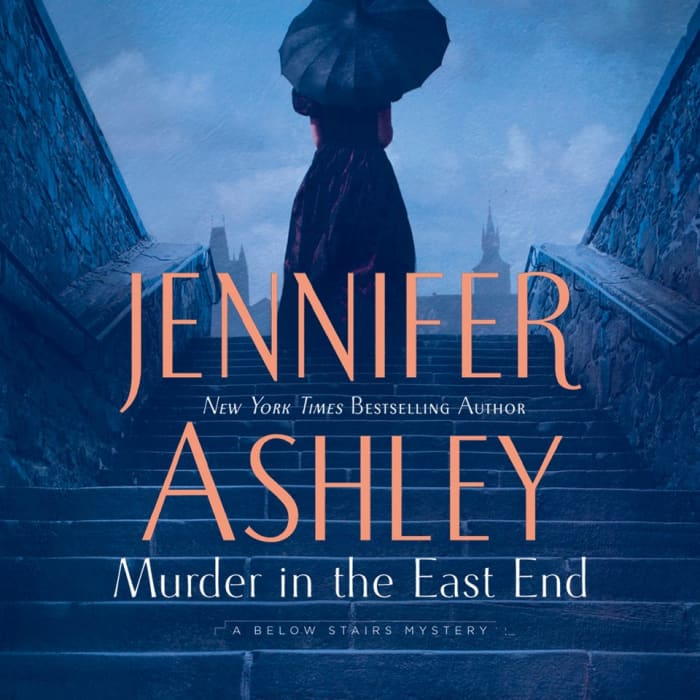 Murder in the East End audiobook by Kat Holloway Mysteries